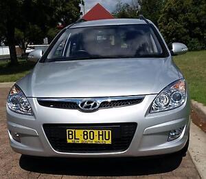 2010 Hyundai i30 Wagon Armidale Armidale City Preview