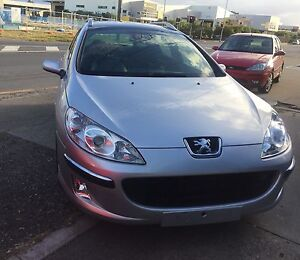 2005 Peugeot 407 Wagon turbo diesel (1 year free warranty) Archerfield Brisbane South West Preview