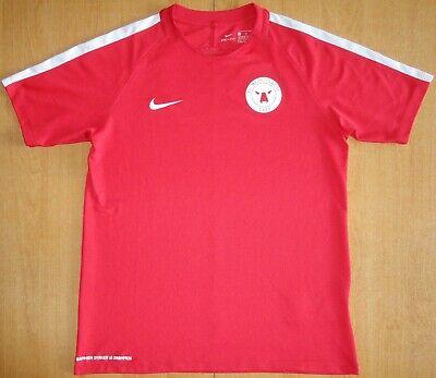2018 FC Midtjylland Denmark Nike Size Youth XL Football Shirt Jersey image