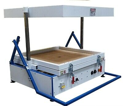 Vacuum Former 600x600mm 24x24inthermoforming Machine Vacuum Forming Machine