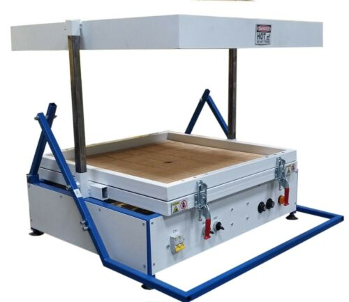 Vacuum former 600x600mm (24x24in),Thermoforming Machine, Vacuum forming machine