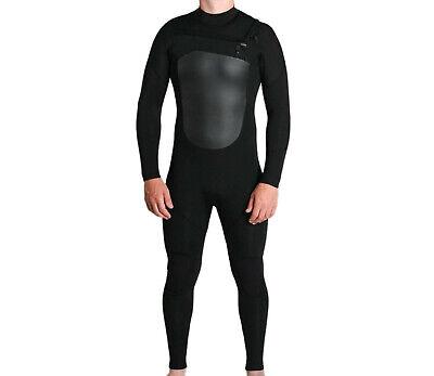 IMPERIAL MOTION Men's 4/3 LUX DLX Chest-Zip Wetsuit - Black  Large  NWT LAST ONE