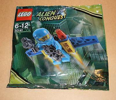 Lego Alien Conquest - 30141 ADU Jet Pack Tütchen Set Figur Weltraum Neu OVP ()