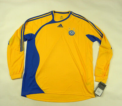 * Shirt Grasshoppers Zurich 2006/2007 Away Football Trikot image