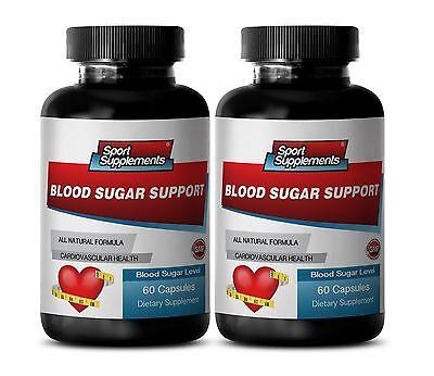 - Cardiovascular Health - Blood Sugar Support 620mg - Healthy Blood Sugar Pills 2B