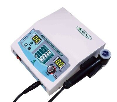Medinza 1mhz Ultrasound Therapy Unit For Physical Pulsed Physio Therapy Machine