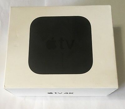 Apple TV  4K 32GB HD Media Streamer - (5th Generation)