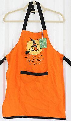 NWT Sur La Table Little Chefs' Halloween Witch KITCHEN APRON