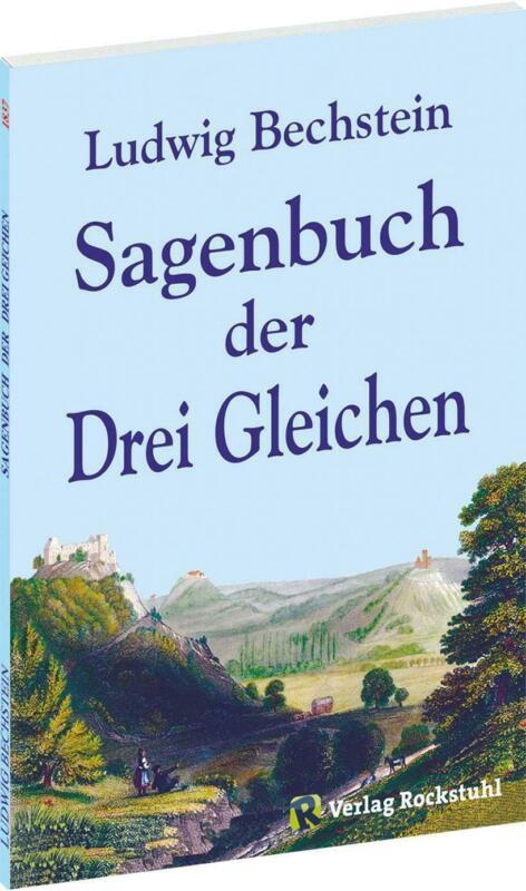 Sagenbuch der Drei Gleichen   Ludwig Bechstein   Taschenbuch   Deutsch   2006