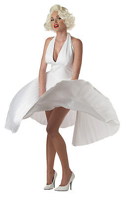 Marilyn Monroe Deluxe Movie Star Official Costume](Movie Star Costume)