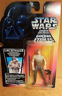Star Wars Luke Skywalker (Dagobah Outfit) , POTF2