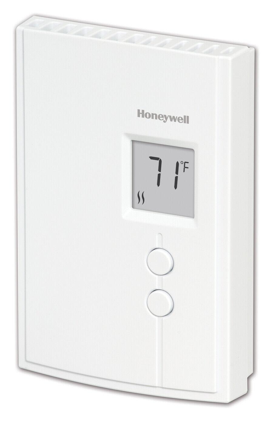 * Honeywell RLV3120A Electric Heat Digital Non-Programmable
