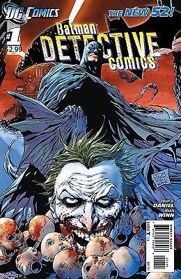 Batman: Detective Comics #1 - First Print - Nov 2011 - New 52 [Paperback, DC]
