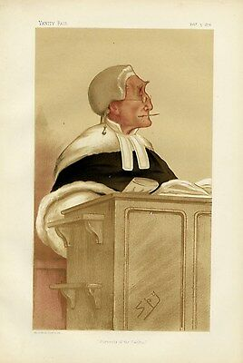 JUDGE ANTHONY CLEASBY AT THE BENCH ADVOCACY BARON OF THE EXCHEQUER BRITISH JUDGE