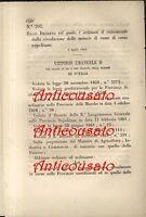 Regio Decreto Ritiramento Circolazione Monete Di Rame Di Conio Napolitano - 1862 -  - ebay.it