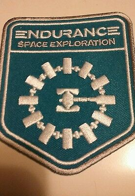 2INTERSTELLAR : ENDURANCE SPACE EXPLORATION [High Quality Patch & Free Shipping]