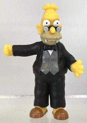 Burger King Simpsons Spooky Light Ups Grampa Vampire Halloween Treehouse Horror](The Simpsons Halloween Vampire)