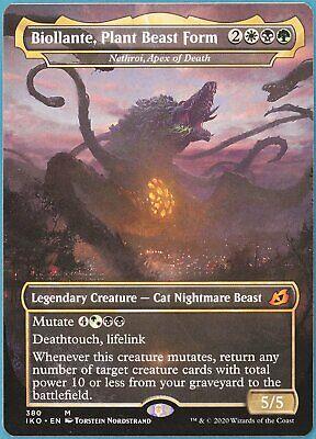 Biollante, Plant Beast Form / Nethroi, Apex of Death (Godzilla) Ikoria NM 164737
