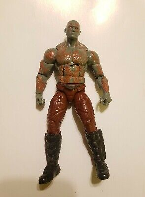 Marvel Legends Drax Figure Loose Guardians of the Galaxy GROOT BAF WAVE