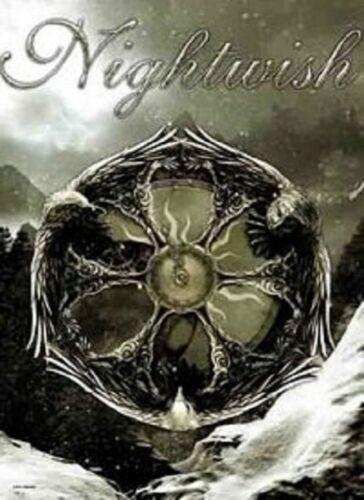 """Nightwish Emblem Logo Fabric Poster Flag 30x40"""""""