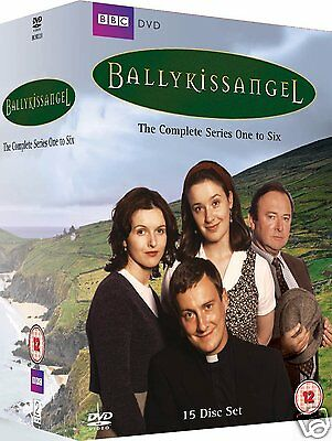 Ballykissangel  Complete Series 1 6  Bbc   Dvd    Ships From Usa   New   Sealed