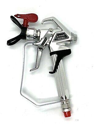 Titan Rx 80 3600 Psi Aluminum Airless Paint Spray Gun 517 Tip New