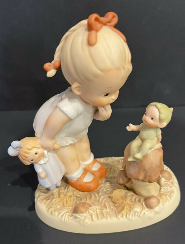"""Memories of Yesterday """"Good Morning Little Boo Boo"""" Figurine, 1991, #525766"""