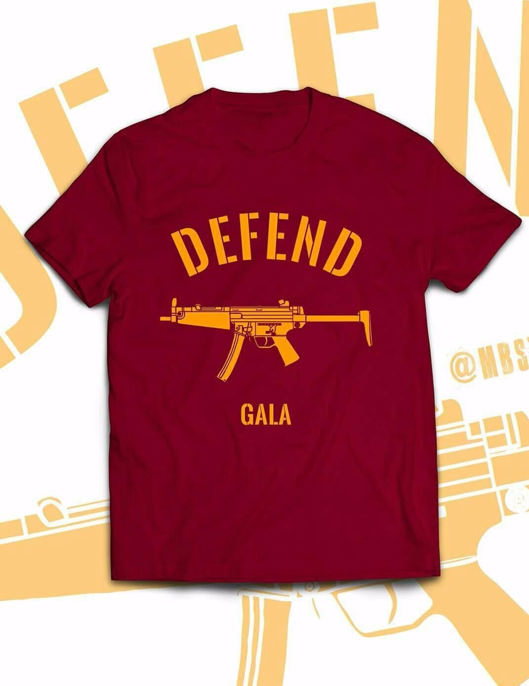 Defend GALA  Galatasaray Fan T shirt