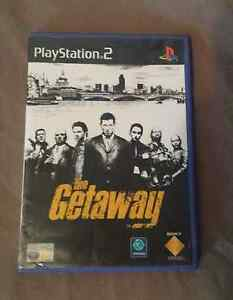 Playstation 2 - The Getaway. Hamilton South Newcastle Area Preview