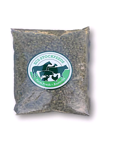 Lucerne Pellets - 1KG bags FREE SHIPPING AUSTRALIA Somersby Gosford Area Preview