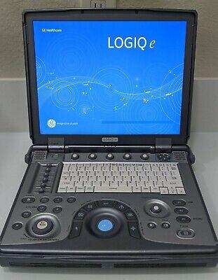 Ge Logiq E Bt11 R6 Refurbished Portable Ultrasound W1 Probe