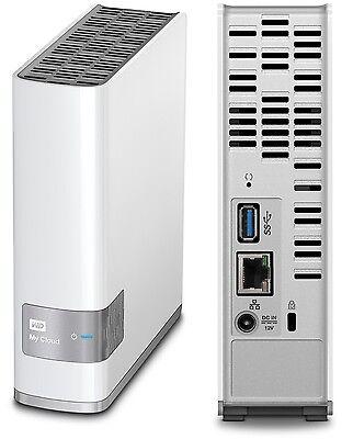 WD My Cloud 8TB External Hard Drive Western Digital 8 TB Model # WDBCTL0080HWT