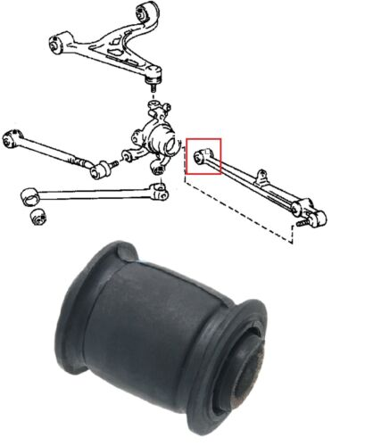 REAR TRACK CONTROL ARM INNER BUSH FOR LEXUS GS300 TOYOTA ARISTO CROWN SOARER