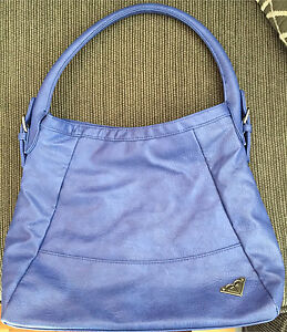 Roxy blue purse