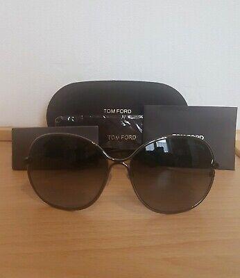 TOM FORD Sonnenbrille sunglasses Braun