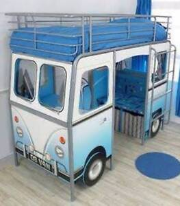 Combi Van bunk bed Rouse Hill The Hills District Preview