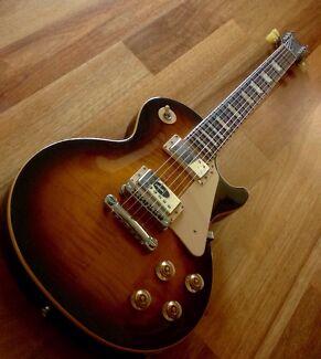 Gibson USA Les Paul Traditional 2009 Electric Guitar c/w Hard Case  Wangi Wangi Lake Macquarie Area Preview