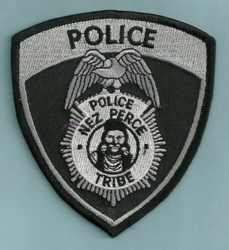 Nez Perce Idaho Tribal Police