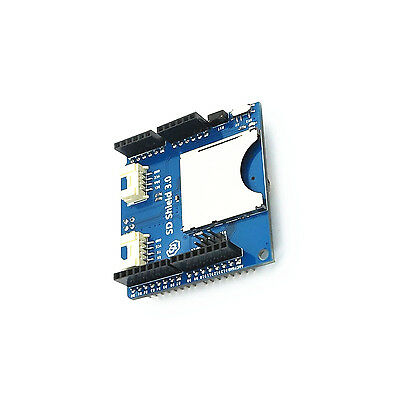 1pcs 2 In One Sd Card Tf Card Shield For Arduino Uno R3 Mega 2560