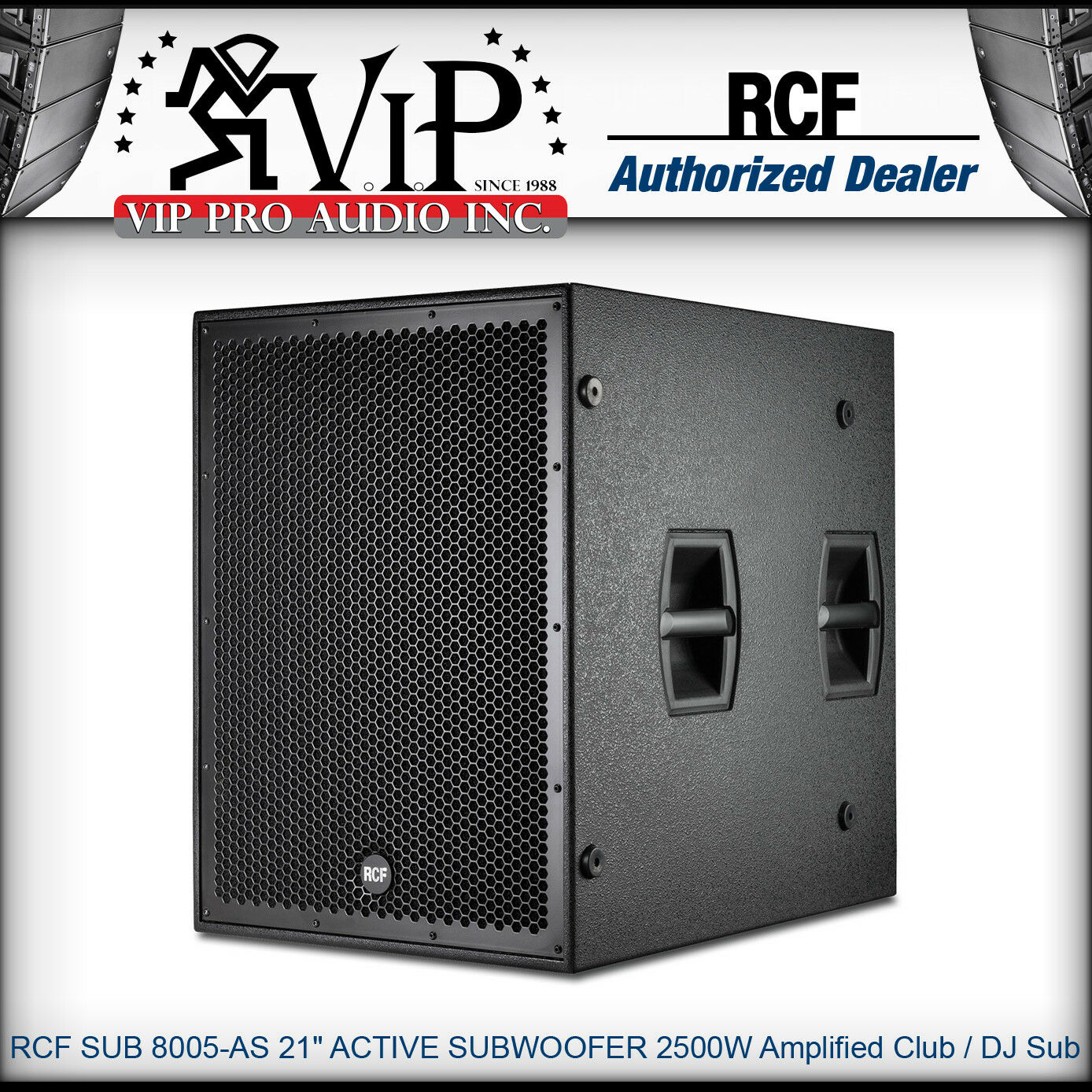 Details about RCF SUB 8005-AS mint 21