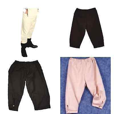 ADULT MENS COLONIAL RENAISSANCE PIRATE KNICKERS PANTS GATSBY COSTUME BREECHES](Costume Knickers)