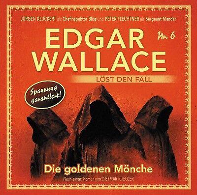 Wallace Golden (Edgar Wallace löst den Fall 06: Die Goldenen Mönche)