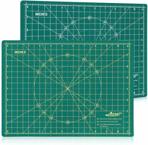 New Cutting Mat Double-Sided Self-healing Protective Table Mat Knife Board A4