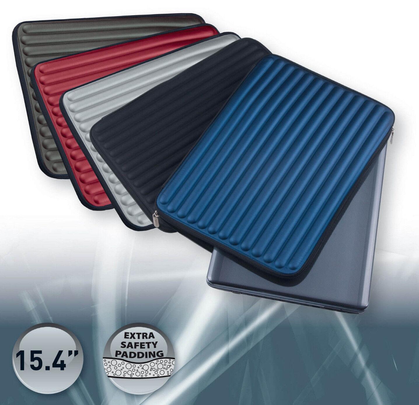 Laptop Notebook Tasche Laptop Hülle Sleeve Farbauswahl Case Grundig 15,4 Zoll