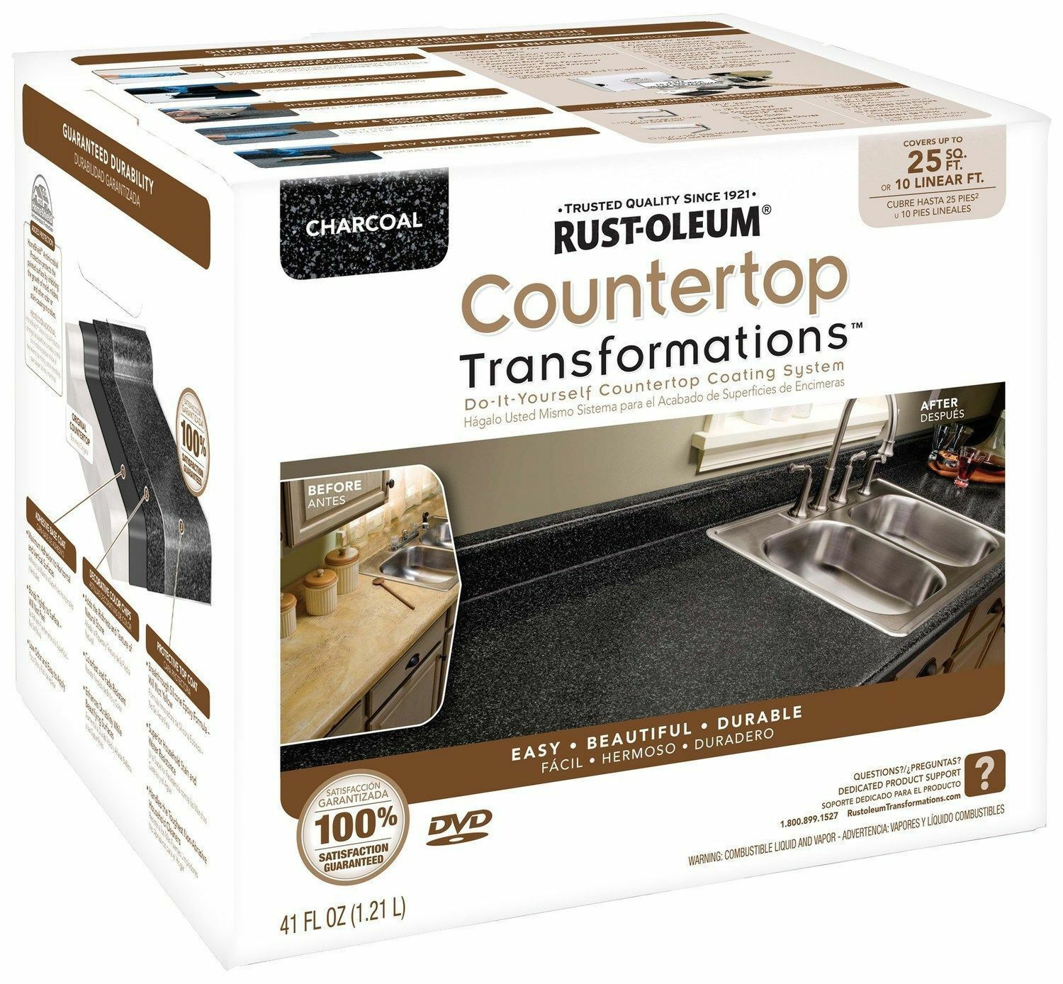 Rustoleum Countertop Paint Smell : Rust-Oleum Countertop Paint