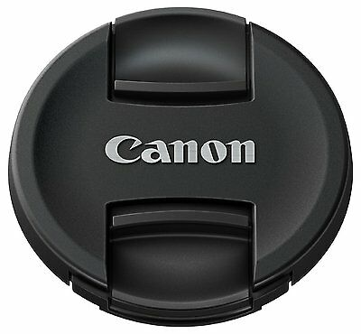 Canon E-77 II 77mm Front Lens Cap clip on Genuine UK STOCK