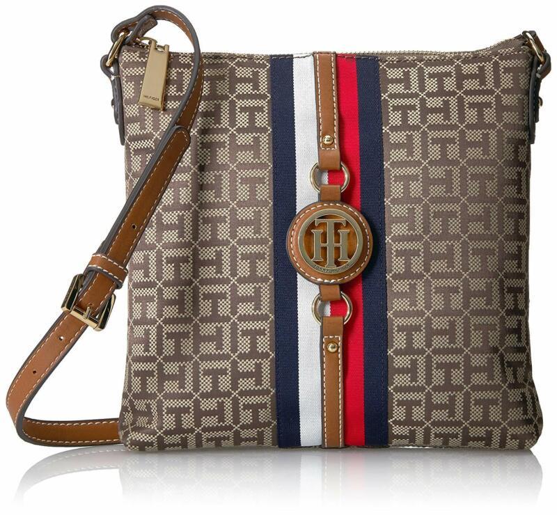 Tommy Hilfiger Unisex Crossbody Bag for Women Jaden