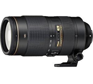 Nikon 80-400mm f4.5-5.6 G VRII-Mint!