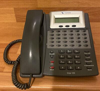 Vertical Comdial Edge 120 7261-00 Digital Phone