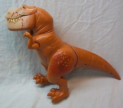 Disney The Good Dinosaur LARGE RUNNING ROARING BUTCH DINOSAUR Plastic Toy Figure
